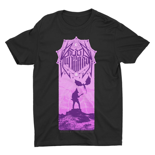 Rebel Wizard - Magickal Mystical Indifference t-shirt