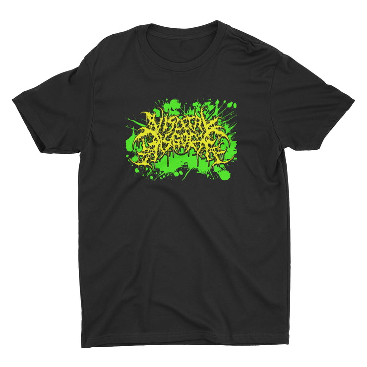 Visceral Disgorge - Neon Logo t-shirt