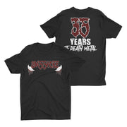 Massacre - 35 Years Of Death Metal t-shirt