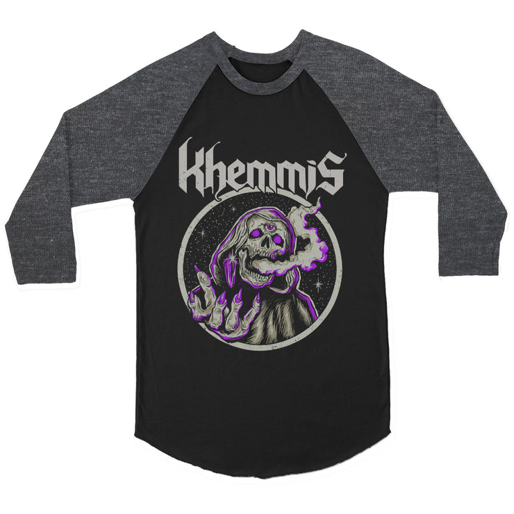 Khemmis - Third Eye raglan