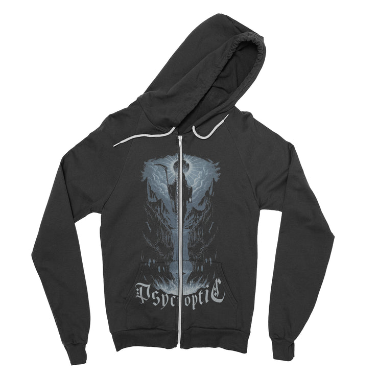 Psycroptic - Deadscape zip-up hoodie