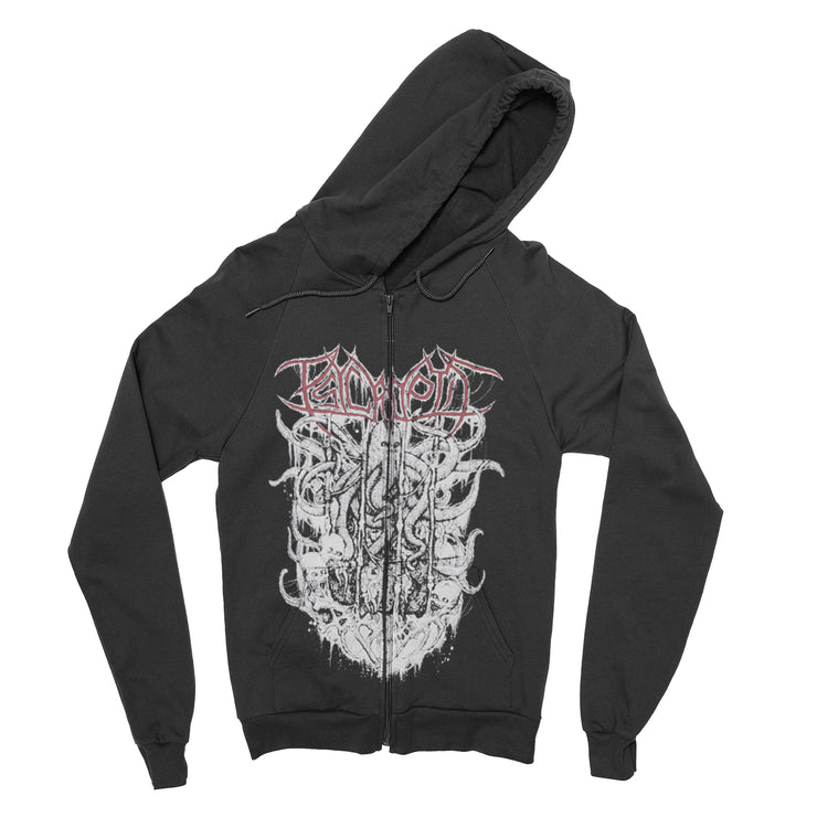 Psycroptic - Octodemon zip-up hoodie