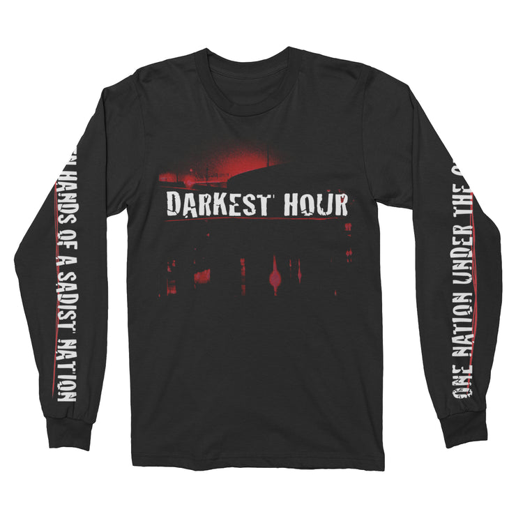 Darkest Hour - Hidden Hands Of A Sadist Nation long sleeve