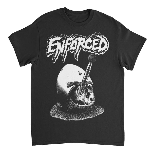 Enforced - Knight Skull t-shirt