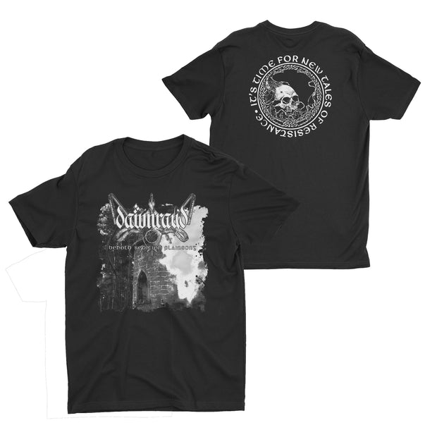 Dawn Ray'd - Behold Sedition Plainsong t-shirt