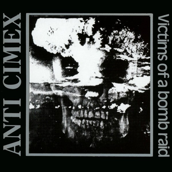 Anti Cimex - Victims Of A Bomb Raid - The Discography 3xCD