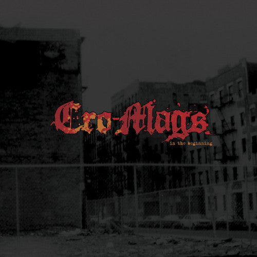 Cro-Mags - In The Beginning cassette