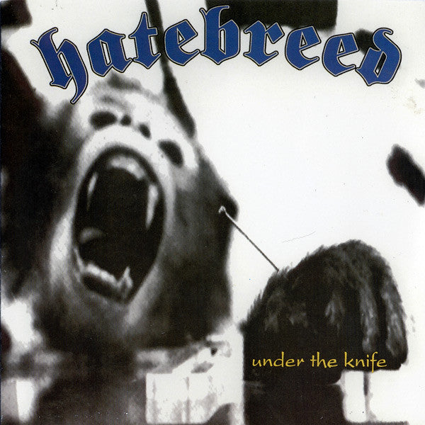 Hatebreed - Under The Knife 7""