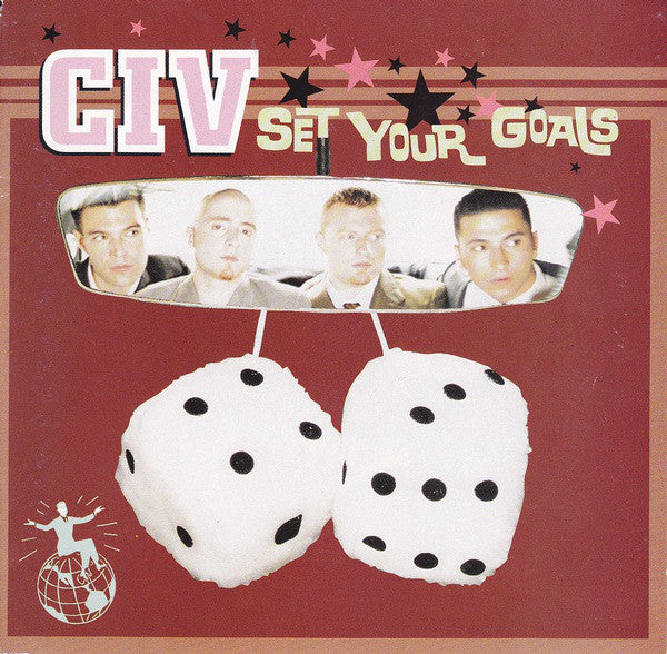 CIV - Set Your Goals 12""