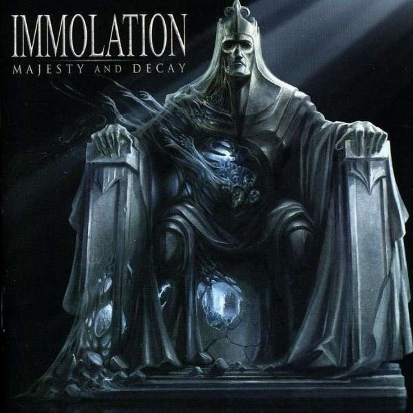 Immolation - Majesty and Decay 12""