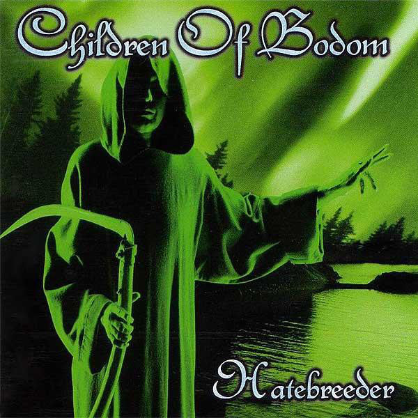 Children Of Bodom - Hatebreeder CD