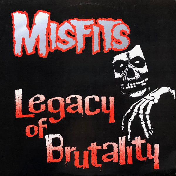 Misfits - Legacy Of Brutality 12""