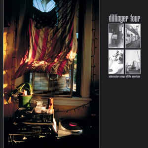 Dillinger Four - Midwestern Songs Of America 12""