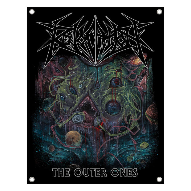 Revocation - The Outer Ones flag *PRE-ORDER*