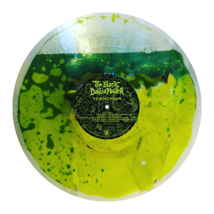 The Black Dahlia Murder - Verminous (Slime Filled) 12""
