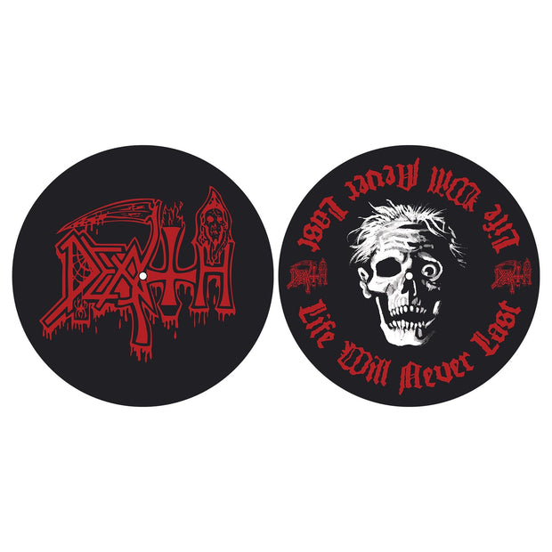 Death - Life Will Never Last slipmat set