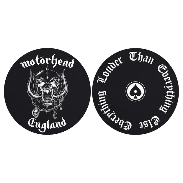 Motorhead - Everything Louder Than Everything Else slipmat set
