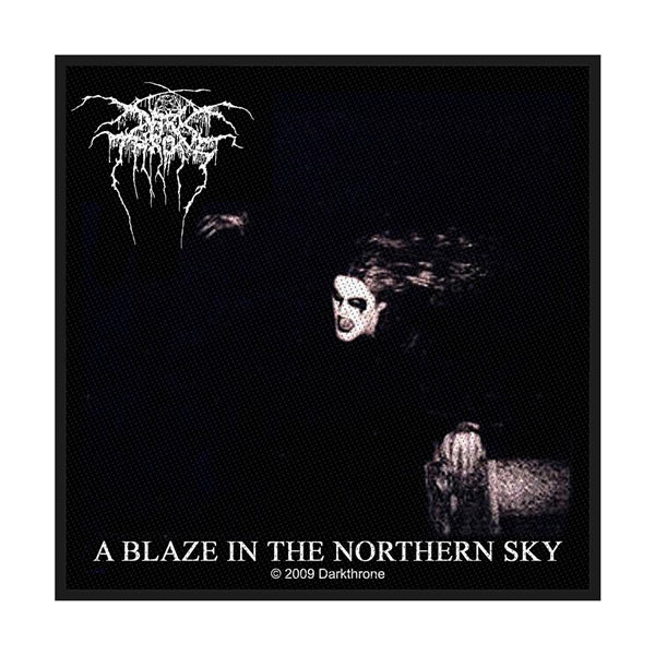 Darkthrone - A Blaze In The Northern Sky patch