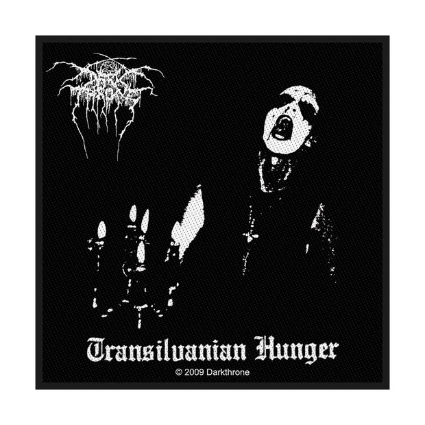 Darkthrone - Transilvanian Hunger patch