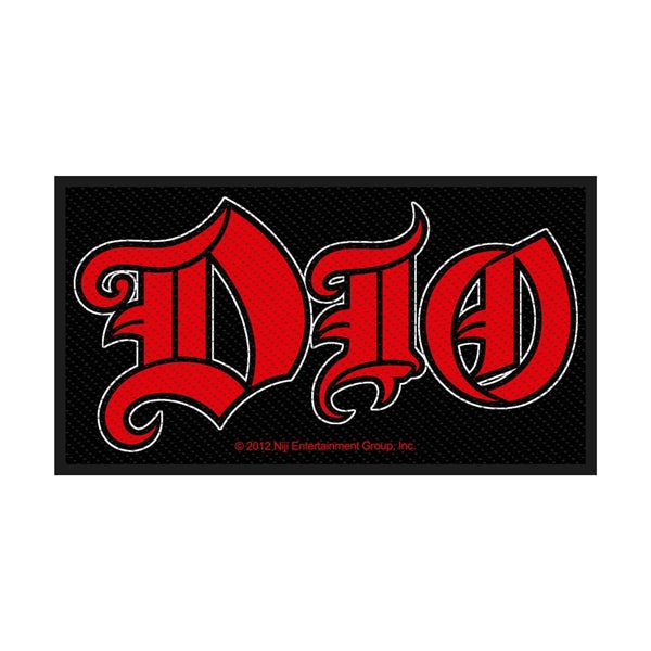 Dio - Logo patch
