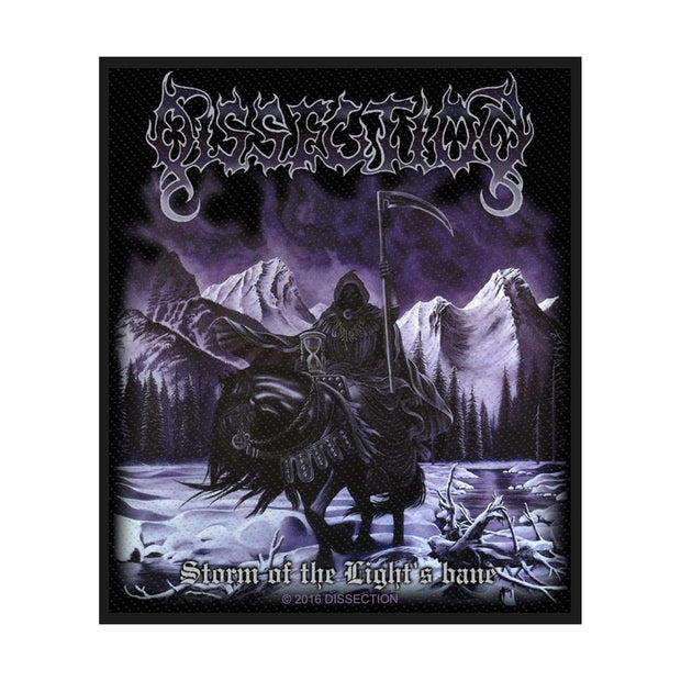 Dissection - Storm Of The Light's Bane patch