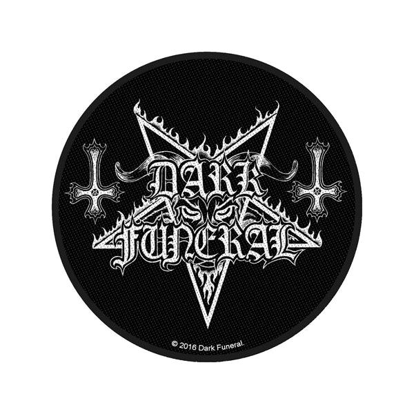 Dark Funeral - Logo patch