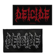 Deicide - Logo patch