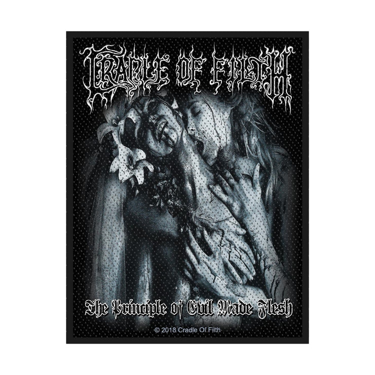 Cradle Of Filth - The Principle Of Evil Made Flesh patch