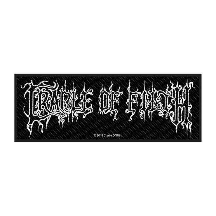 Cradle Of Filth - Logo patch