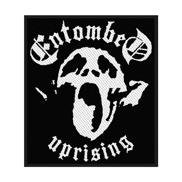 Entombed - Uprising patch