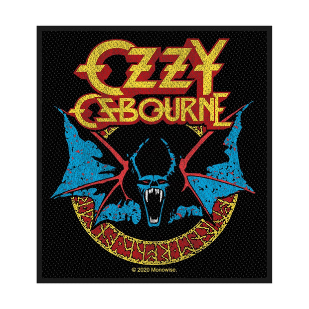 Ozzy Osbourne - Bat patch