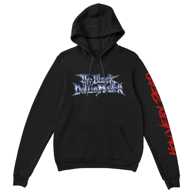 The Black Dahlia Murder - How Very Dead pullover hoodie