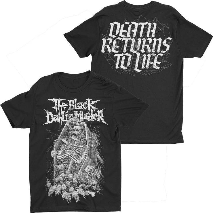 The Black Dahlia Murder - Removal Of The Oaken Stake t-shirt