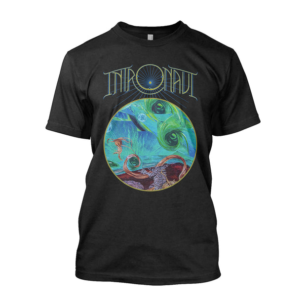 Intronaut - Fluid Existential Inversions Circle t-shirt *PRE-ORDER*