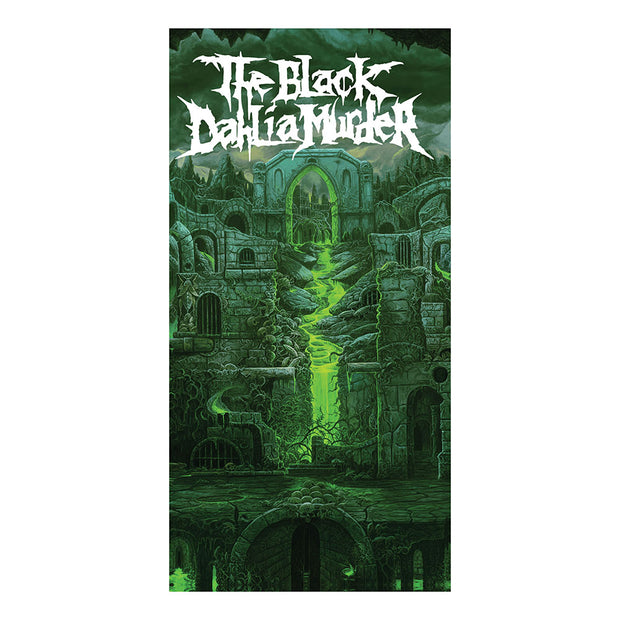 The Black Dahlia Murder - Verminous gaiter mask