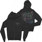 Revocation - The Outer Ones zip-up hoodie