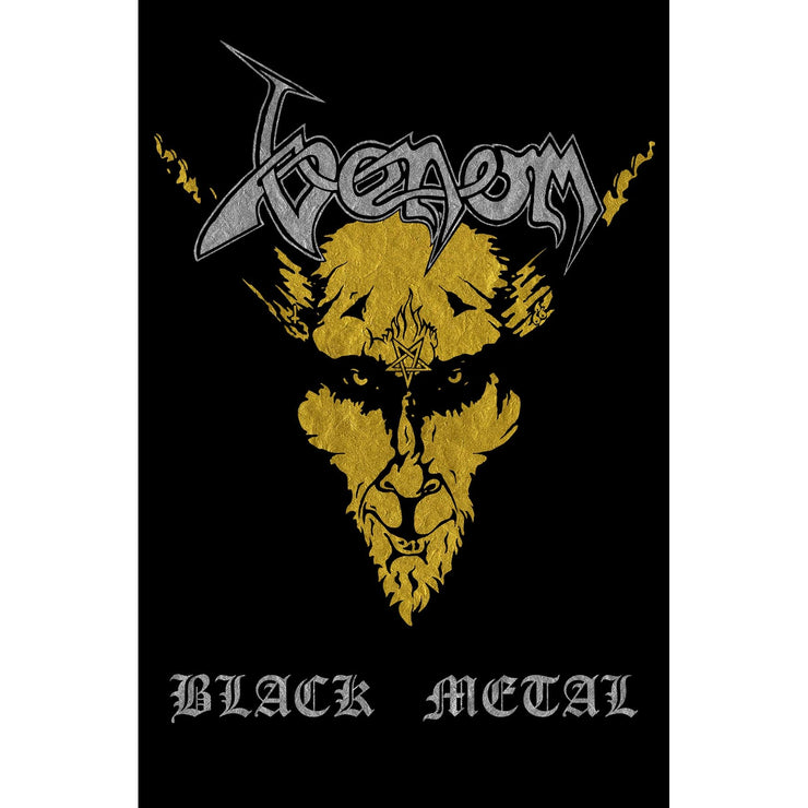 Venom - Black Metal flag