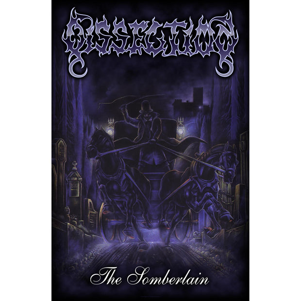Dissection - The Somberlain flag