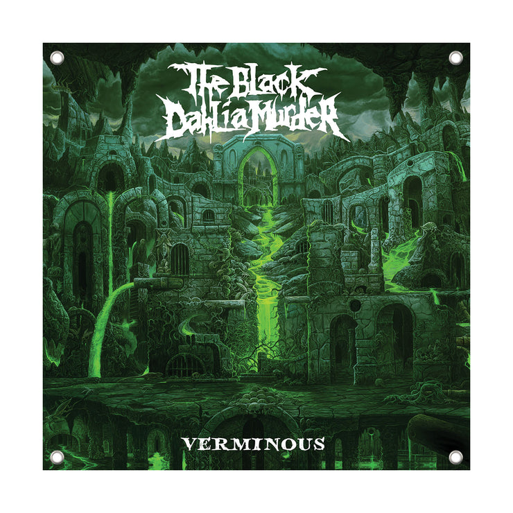 The Black Dahlia Murder - Verminous flag