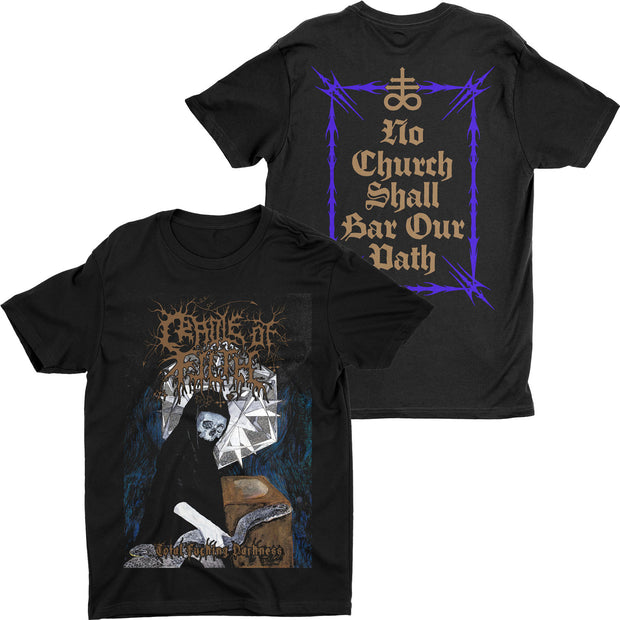 Cradle of Filth - Total Fucking Darkness t-shirt