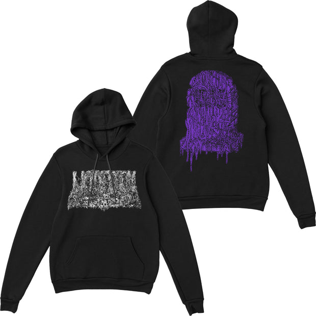 Undeath - Tombstone pullover hoodie