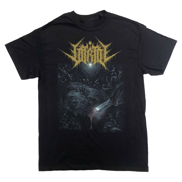 Vitriol - To Bathe From The Throat Of Cowardice t-shirt