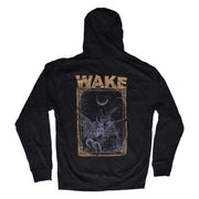 Wake - Winged Nightmare pullover hoodie