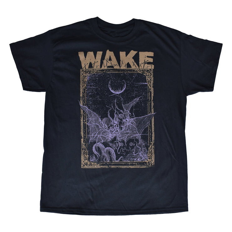 Wake - Winged Nightmare t-shirt