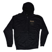 Wake - Winged Nightmare zip-up hoodie