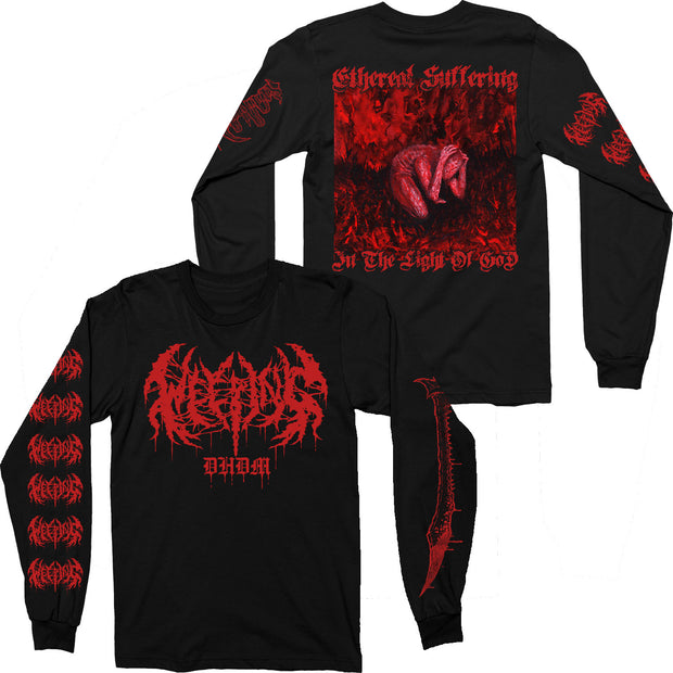 Weeping - Ethereal Suffering In The Light of God long sleeve *PRE-ORDER*