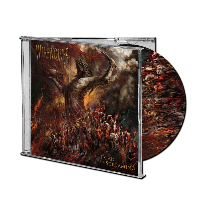 Werewolves - The Dead Are Screaming CD *PRE-ORDER*