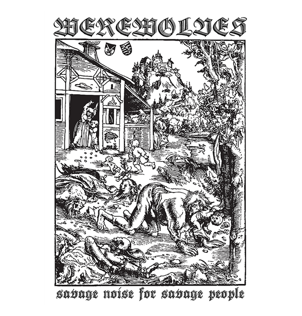Werewolves - Savage Noise patch