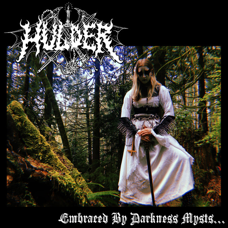 Hulder - Embraced By Darkness Mysts… 7""