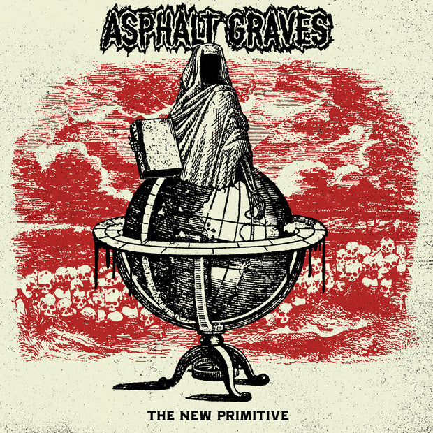Asphalt Graves - The New Primitive 12""